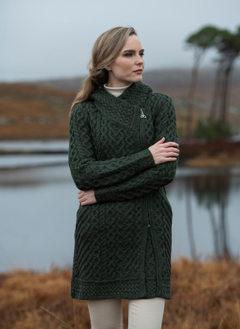 Meath Design Coat