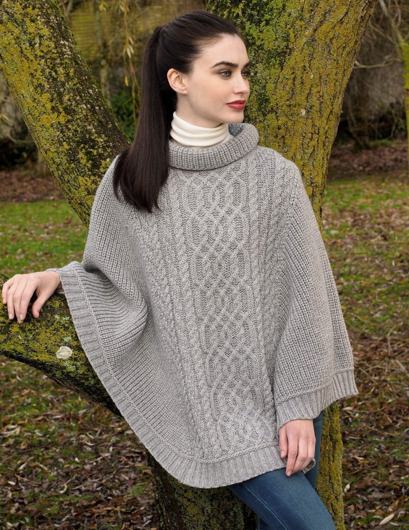 Super Soft Poncho